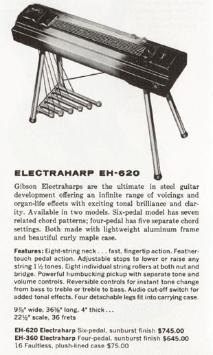 Electraharp EH 620